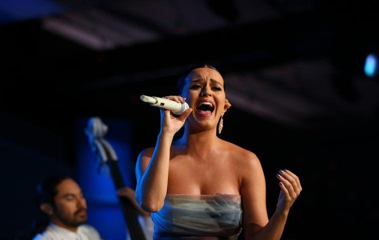 Katy Perry dará concierto en Costa Rica