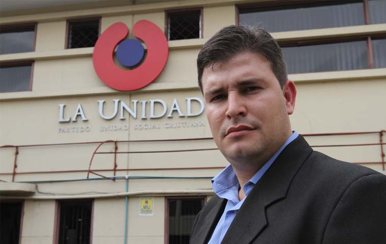 Diputado socialcristiano denuncia ilegalidad en desalojo de 100 familias en Palmar Sur