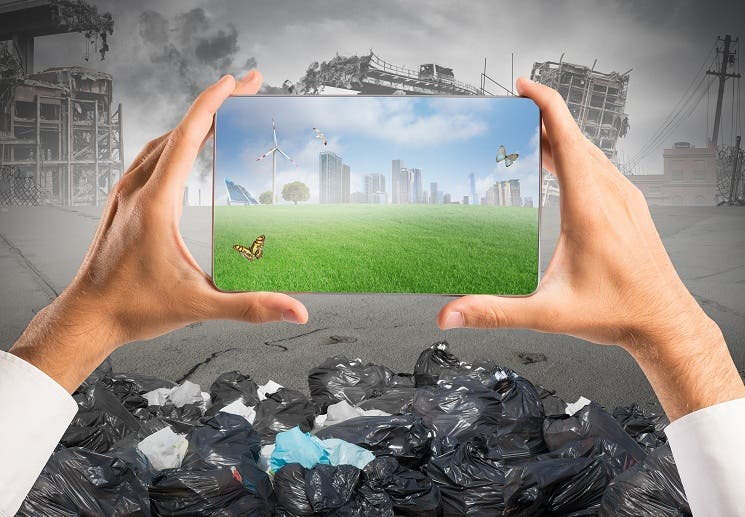 Ecologistas buscan frenar producción de energía con basura