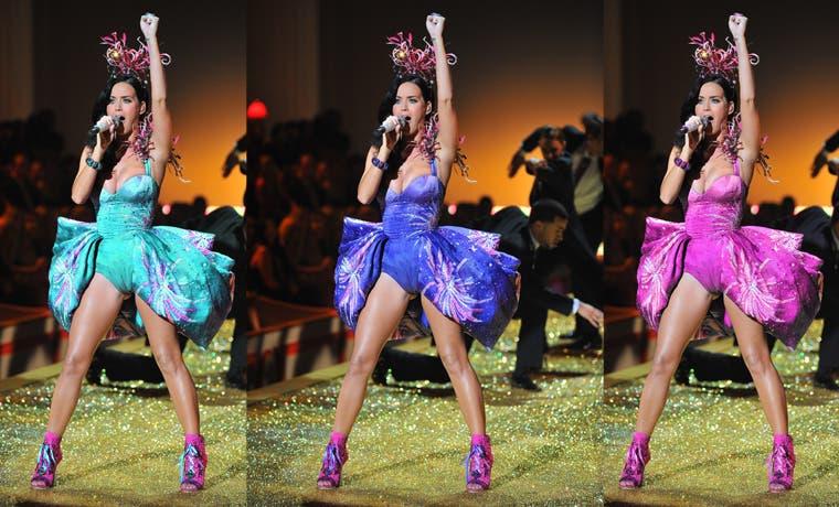 Katy Perry llegará en octubre