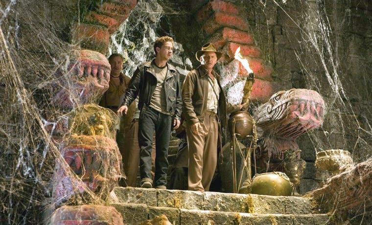 Agosto es el mes de Indiana Jones