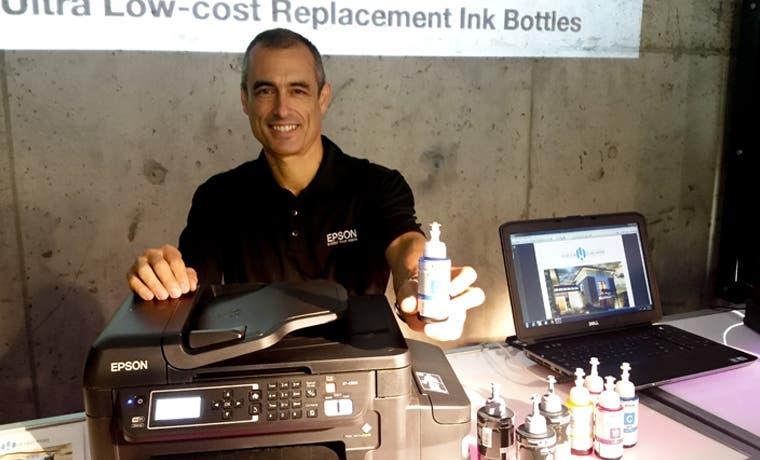 Experiencia tica ayudó a Epson con impresora