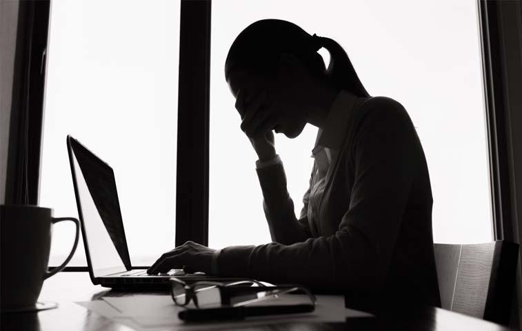 45% de los empleados trabaja seis días o más