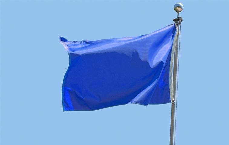 Parques sanitarios reciben la bandera azul ecológica