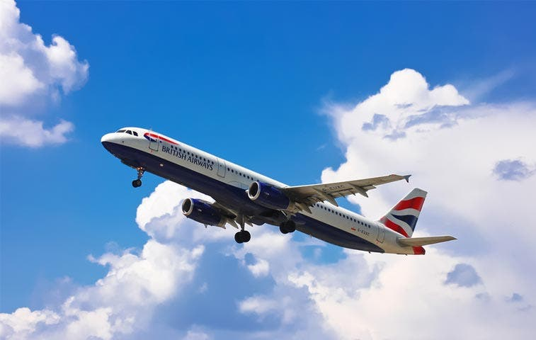 British Airways iniciará vuelos hacia Costa Rica