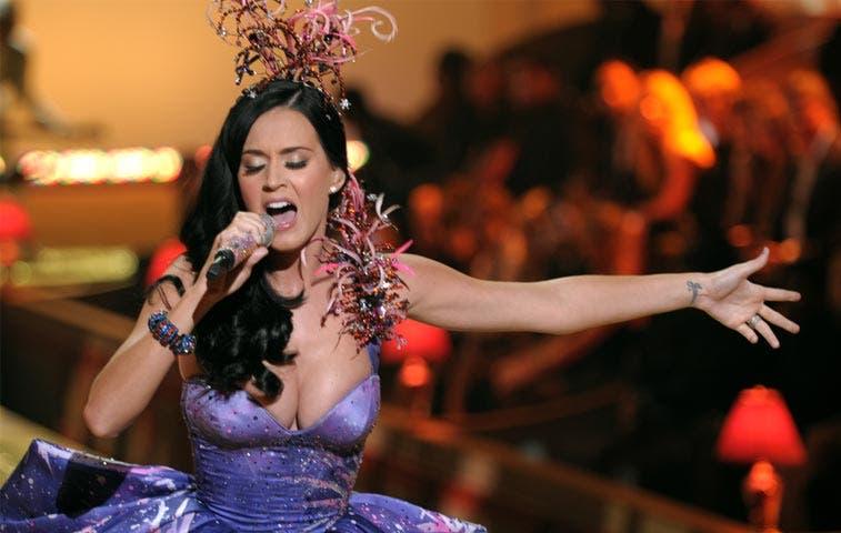 Entradas para ver a Katy Perry de venta el lunes