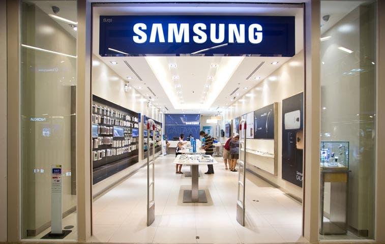 Si cree que a las acciones de Apple les está yendo mal, fíjese en las de Samsung