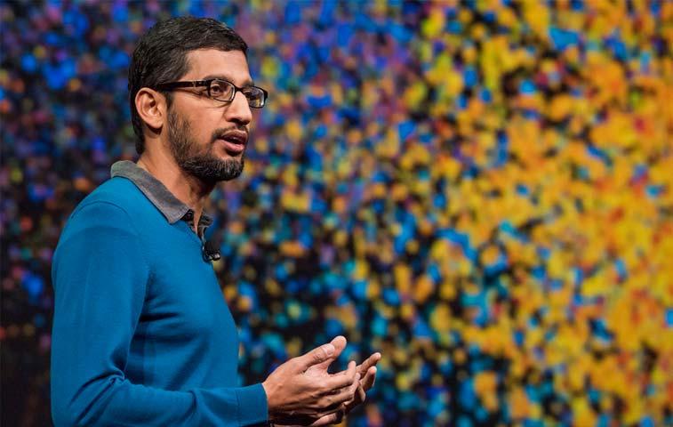 Google cambió de CEO y de nombre