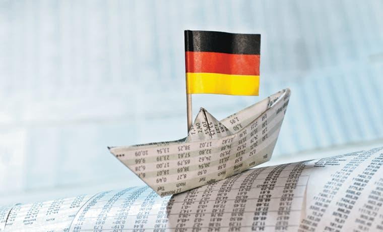 Ahorro alemán en Grecia supera riesgo de impago