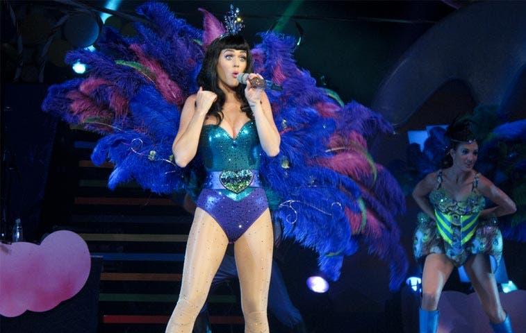 Katy Perry arrasa en ventas