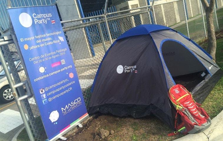Ya viene el Campus Party 2015