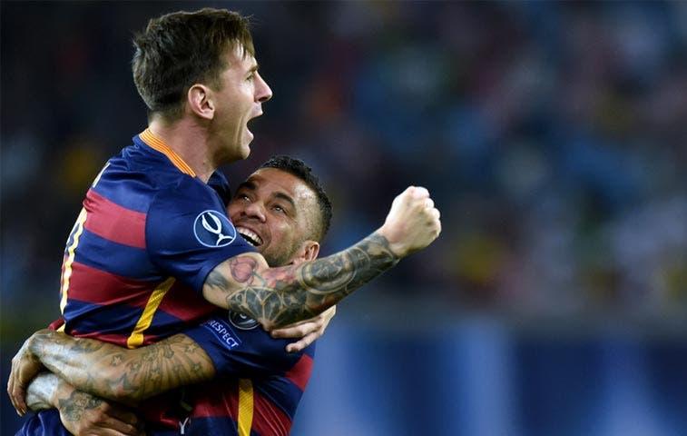 Barcelona vence al Sevilla y conquista Europa