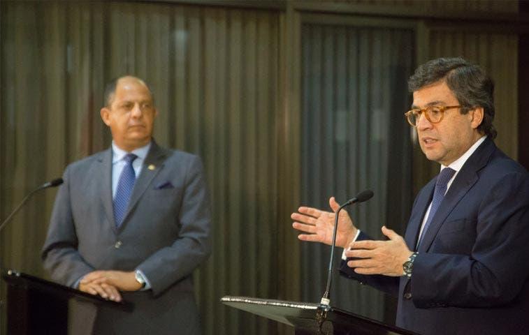 """Presidente del BID: """"El tiempo se acabó, es momento de soluciones respecto al déficit"""""""