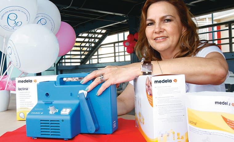Equipo valorado en $2 mil llega a Maternidad Carit