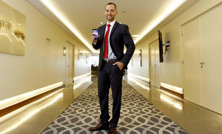 LG disputará mercado móvil