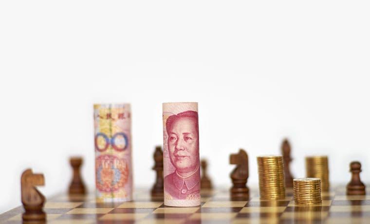 Yuan débil influye en el resto del mundo