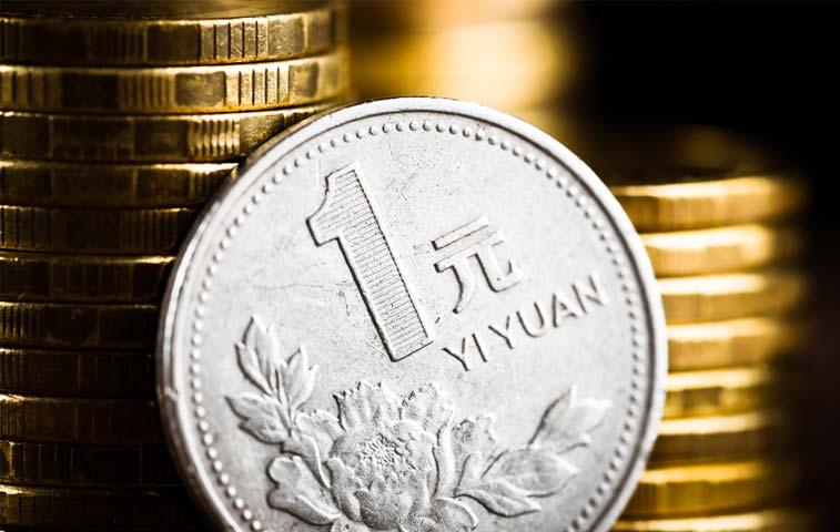 Oro hace su reaparición debido al yuan