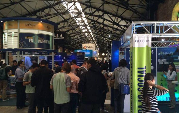 ExpoU atrae a dos mil estudiantes en primer día