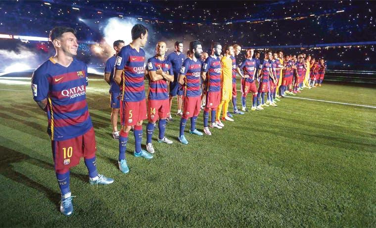 Aprenda los secretos de mercadeo del FC Barcelona