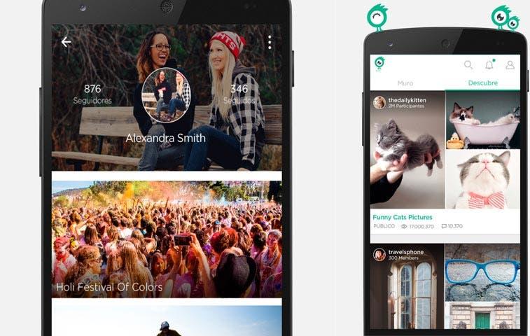 App de tico y españoles busca anticiparse a Twitter