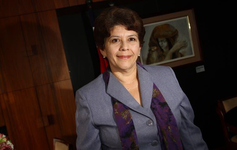 """Marta Acosta: """"Demanda para la Contraloría General nunca tuvo sentido"""""""