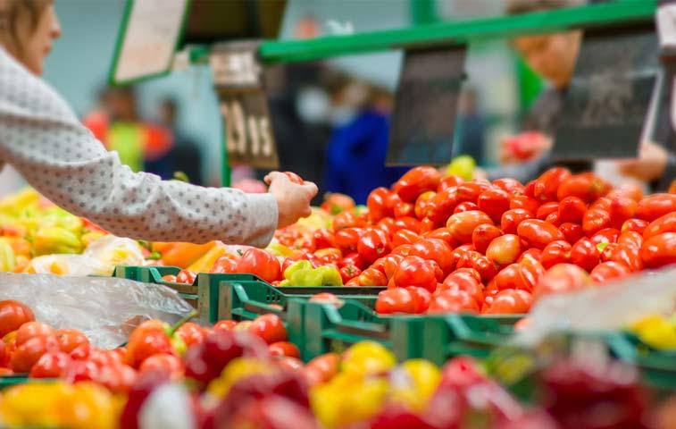 Riesgo para la producción mundial de alimentos