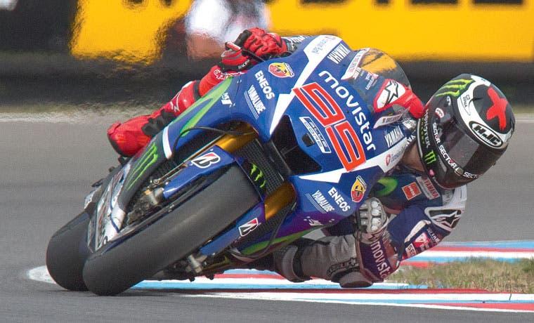 ¡Destronado Rossi!