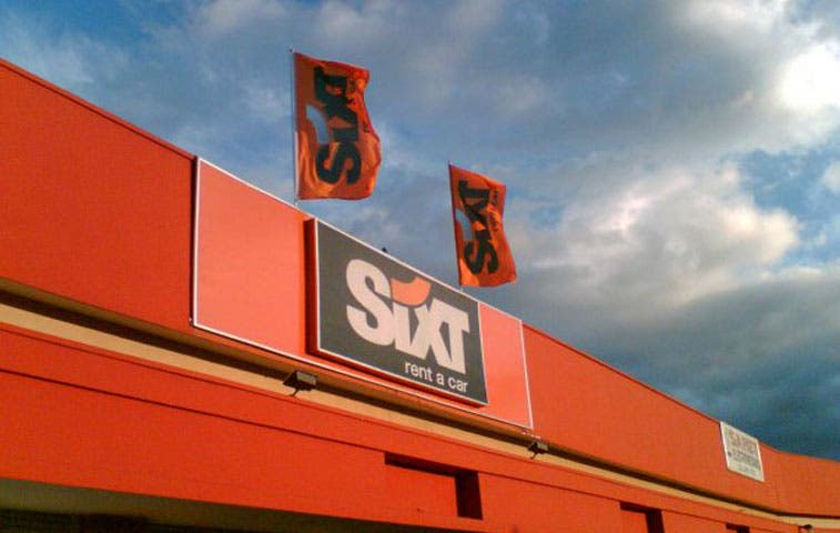 Sixt Rent a Car adquiere marca país