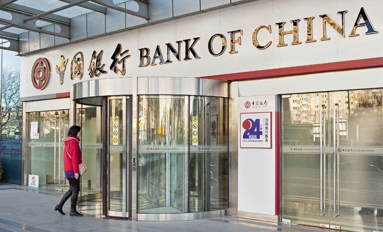 Banco central chino interviene para respaldar el yuan
