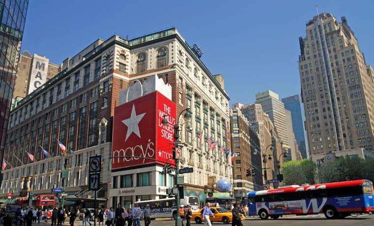 Macy's enfrenta competencia de Amazon