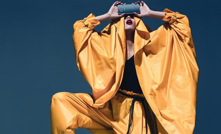 Iconos de la moda se alían a Samsung