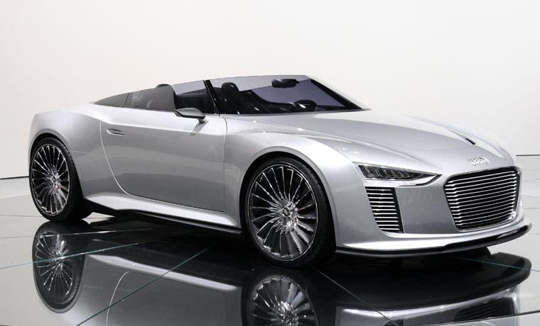 Audi presenta la idea de un crossover eléctrico
