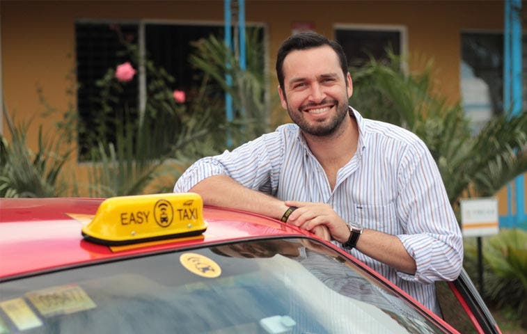 Easy Taxi no ve amenaza en llegada de Uber