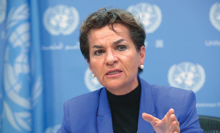 ¿Puede Christiana Figueres persuadir a la humanidad de salvarse?