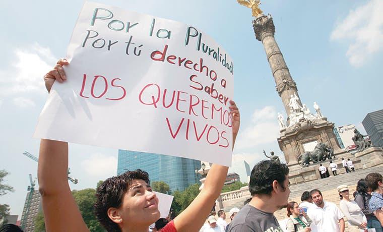 Periodistas en México están en constante peligro