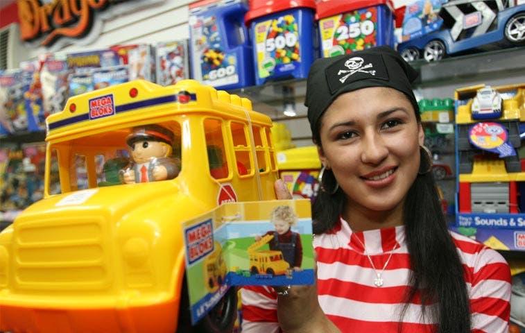 Toys con 300 empleos temporales