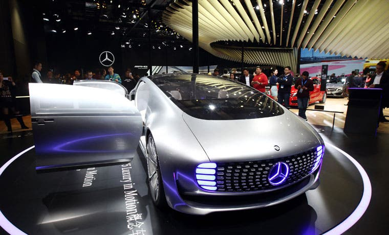 Mercedes-Benz mantiene perspectiva para China