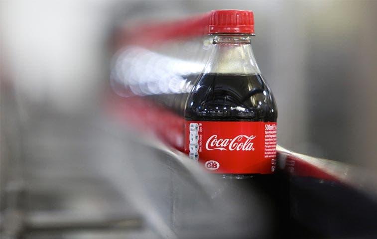 Coca-Cola repondrá el 100% del agua que utiliza
