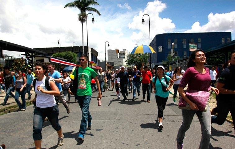 Universitarios marcharán este jueves para aumentar presupuesto