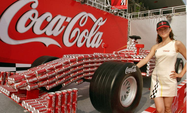 Coca-Cola repondrá para fin de año 100% del agua que utiliza