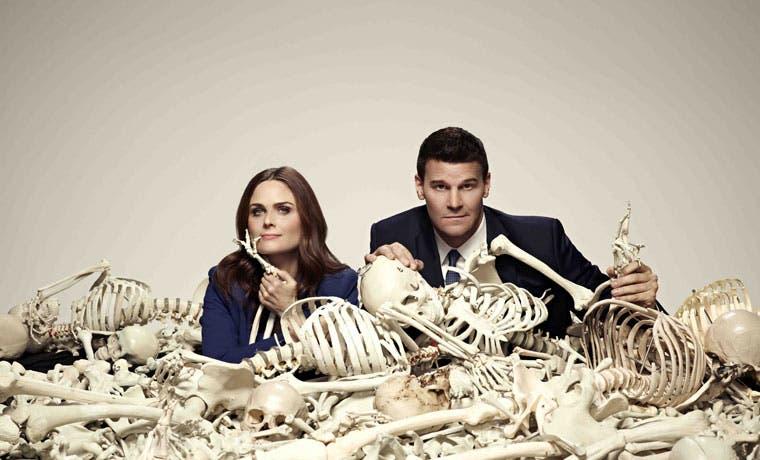 "Diez temporadas de ""Bones"""