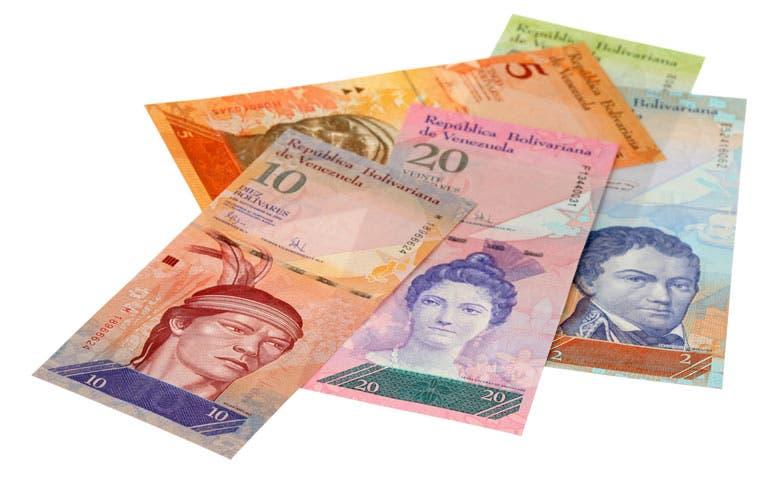 Venezuela prepara billetes con mayor denominación por alto costo de la vida