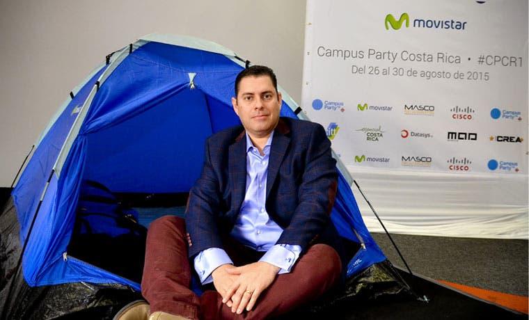 Campus Party espera a 3 mil ticos