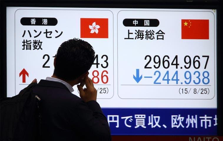 China no está mal en comparación con otras crisis en el mercado
