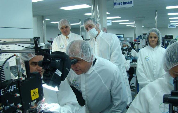 Bayer invierte $12 millones en nueva planta
