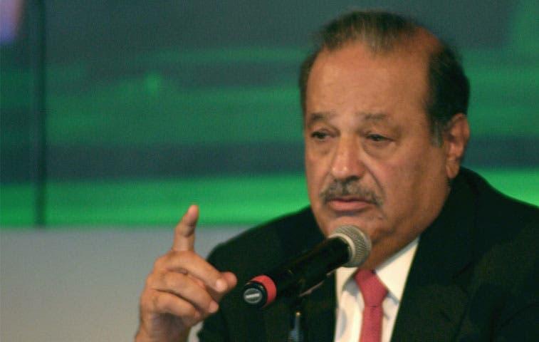 Wall Street positivo a recién llegada de multimillonario Carlos Slim