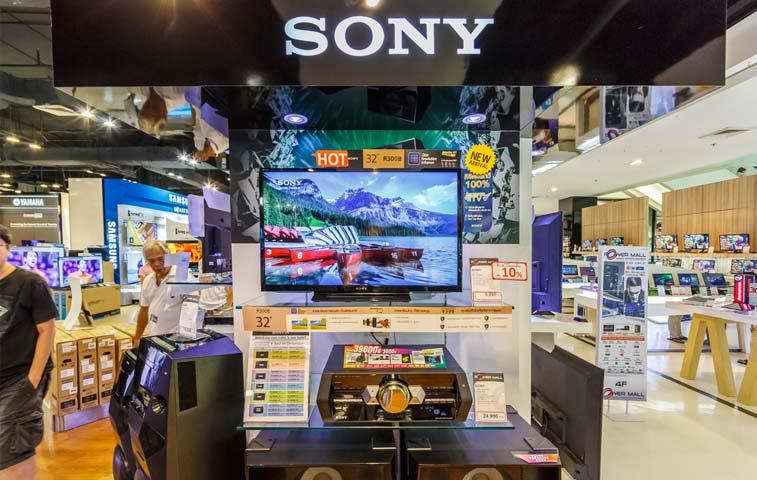 Sony traslada local en Multiplaza Escazú a tienda de Grupo Monge