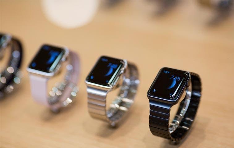 Apple lidera mercado de tecnología usable inteligente