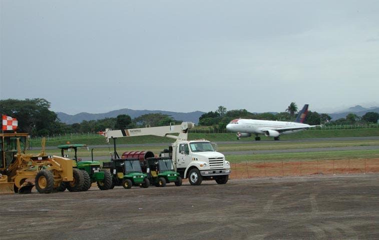 Hangar en Aeropuerto Juan Santamaría estaría listo en julio