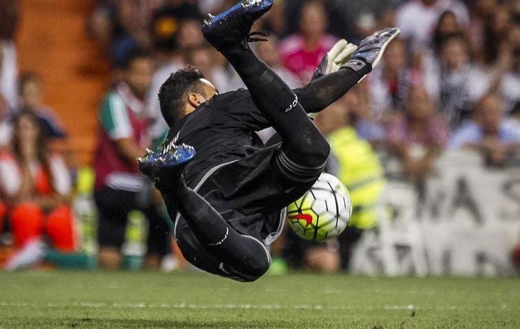 Keylor se quedaría en Madrid